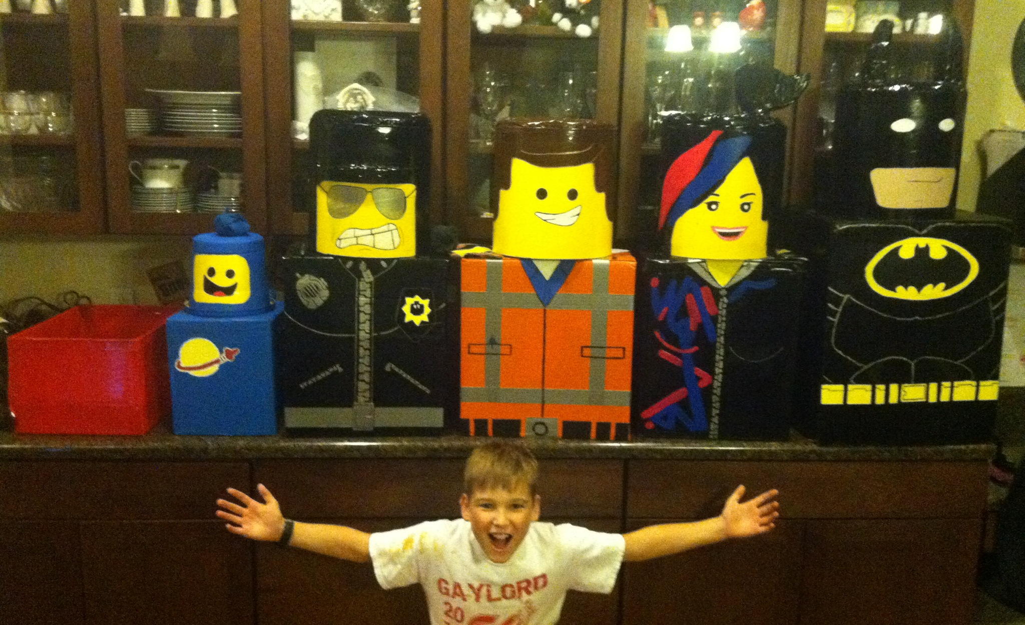 Halloween menne thoughts halloween 2014 we wanted to go for a family costume theme and the kids absolutely love the lego movie so it seemed like a great fit solutioingenieria Gallery