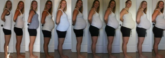Body Changes with Baby #5